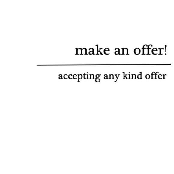 Other - Make an offer!